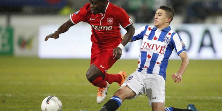 FC Twente zonder Eghan naar Spanje