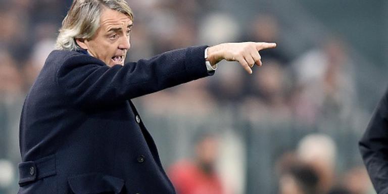 Mancini geschorst na misdragingen