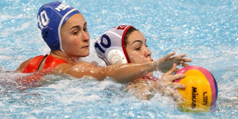 Waterpolosters geven ook Portugal afstraffing