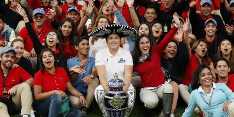 Golfster Park In-bee pakt olympische titel
