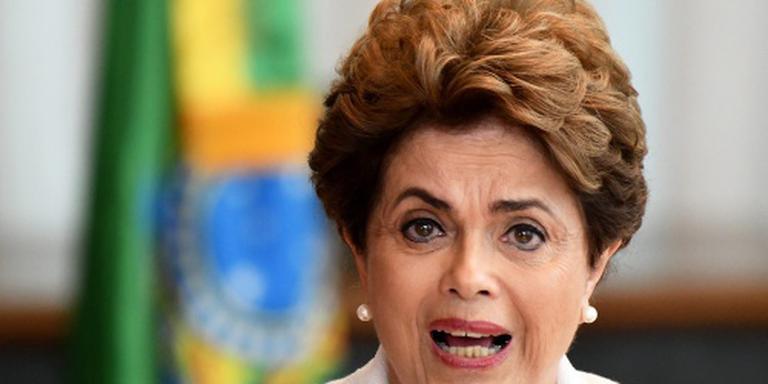 Open brief Rousseff aan volk over corruptie