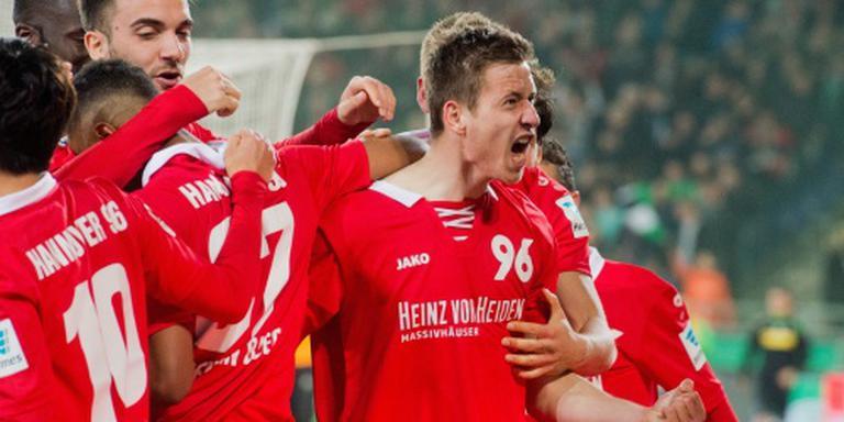 Hannover 96 pakt laatste strohalm
