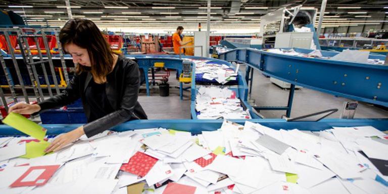 Nog steeds geen postbezorging