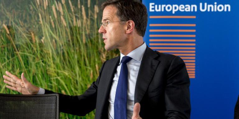 Einde Europees voorzitterschap Nederland