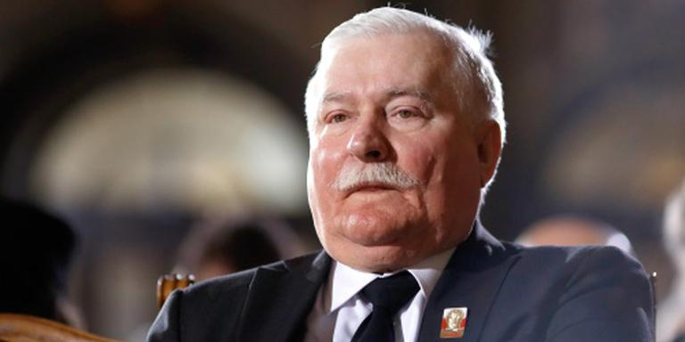 'Lech Walesa werkte toch voor geheime dienst'