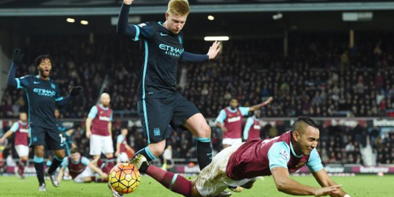 De Bruyne verlaat ziekenboeg Manchester City