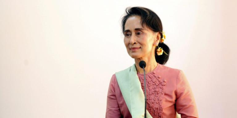 Suu Kyi krijgt machtige rol in Myanmar
