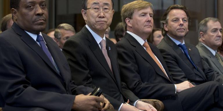 Ban Ki-moon: accepteer rechtsmacht hof