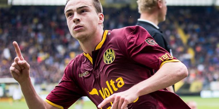 Paulissen en Werker terug bij Roda JC