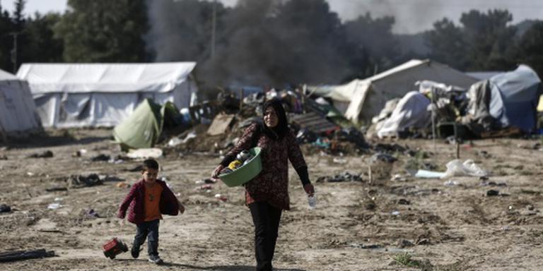 'Verplaatsing migranten Idomeni mislukt'