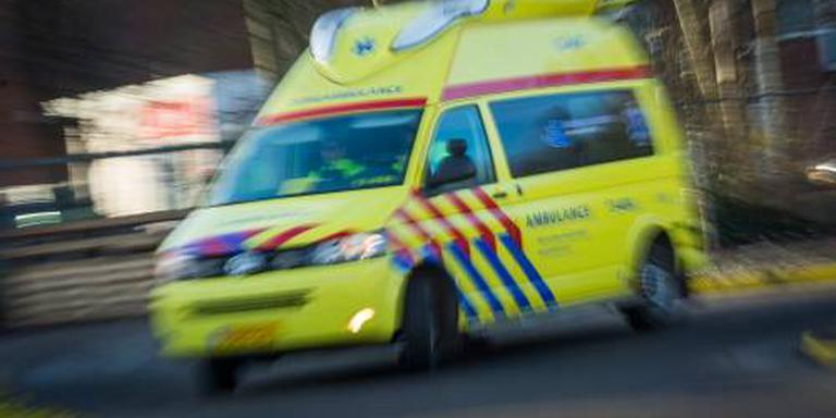 Dode door verkeersongeluk Valkenburg