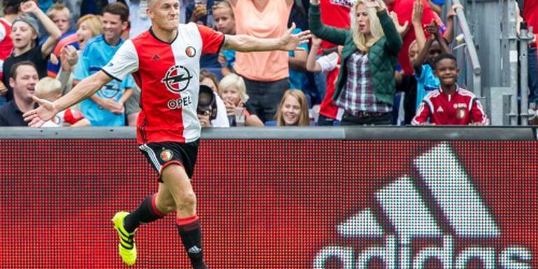 Feyenoord mist geschorste Toornstra tegen Oss