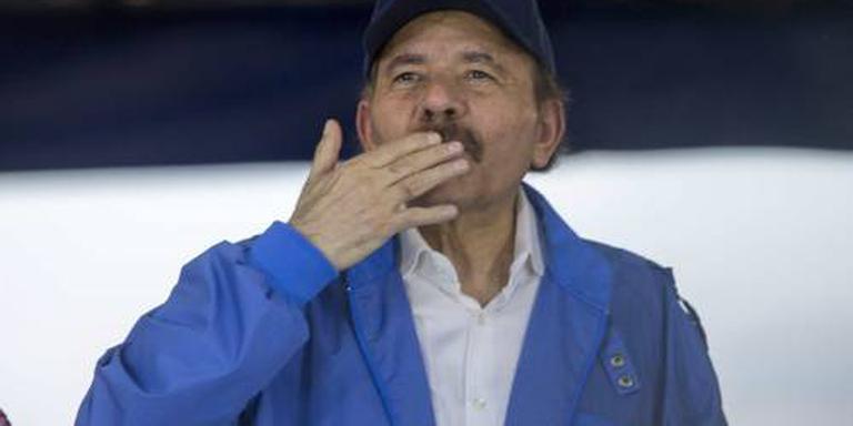 Ortega: geen vervroegde verkiezingen Nicaragua