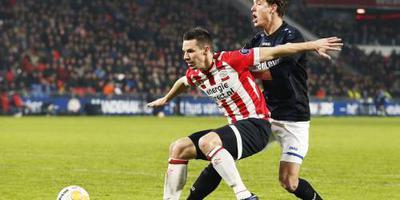 Routinier Viergever bewaart de rust bij PSV