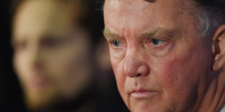 'Louis van Gaal bood ManUnited ontslag aan'