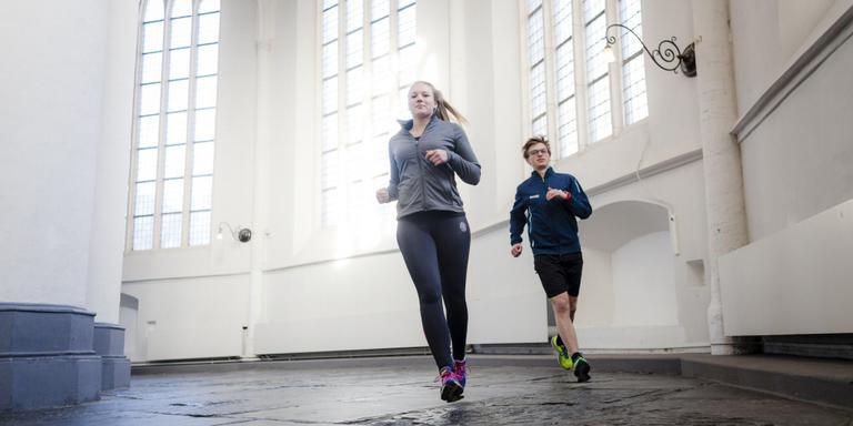 Groningen maakt zich klaar voor eerste Urban Trail