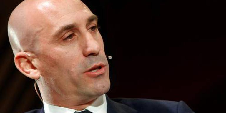 Spaanse bond kiest Rubiales als voorzitter