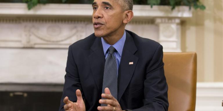 Obama: Trump haalt mensen neer