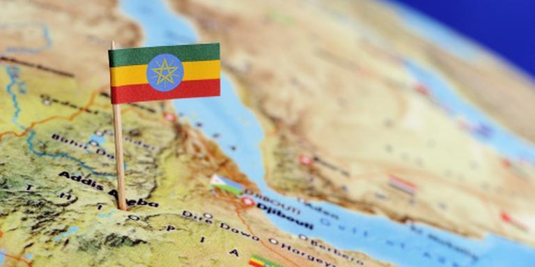 Chinese trein ontsluit Ethiopië