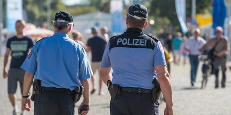 Duitse politie pakt terreurverdachte op