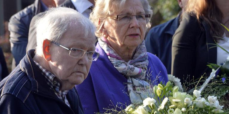 Stil staan bij Purit-bombardement in Klazienaveen
