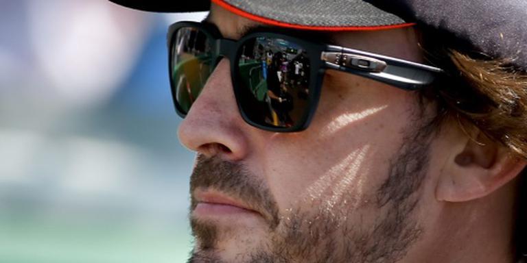 Alonso zonder vrees naar Bahrein