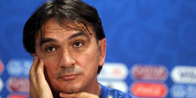 Dalic: Kroatië eerste land met acht WK-duels