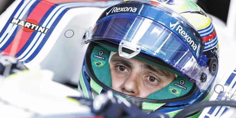 Massa kondigt afscheid Formule 1 aan