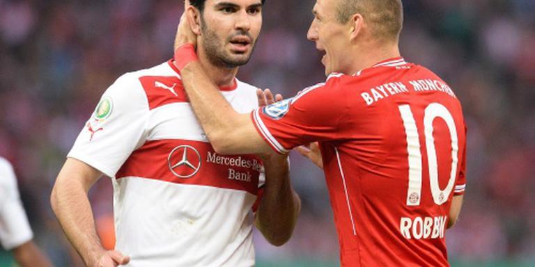 Tasci komt defensie Bayern versterken