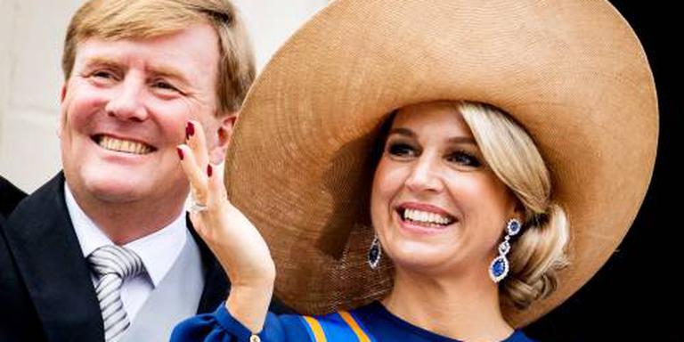 Koninklijk paar bezoekt Duitse deelstaten