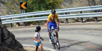 Wielrenner Alarcón geschorst wegens doping