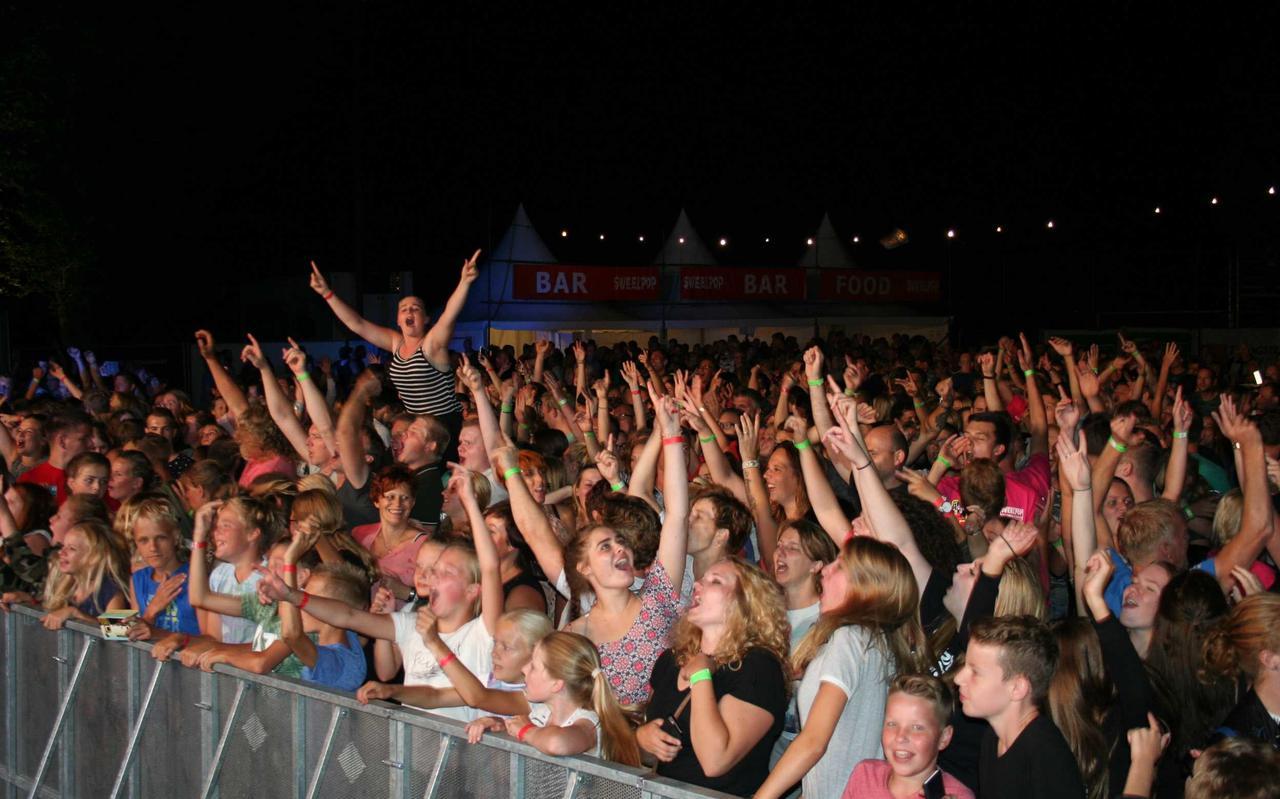 Sweelpop: al jaren naar eigen zeggen 'het gezelligste festival van Drenthe'.