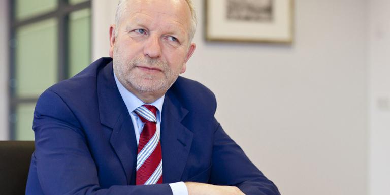 Albert Jan Maat stopt per 1 oktober als voorzitter van LTO Noord