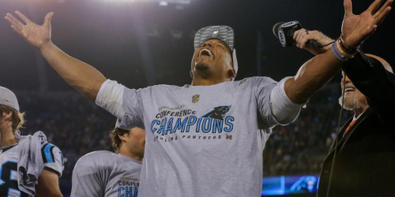Denver Broncos en Carolina Panthers in finale