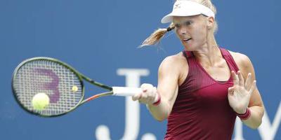 Bertens begint WTA Finals tegen Kerber