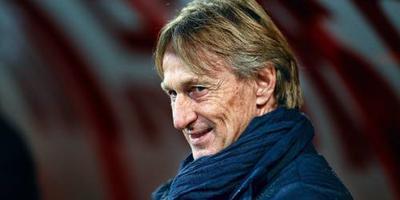 Koster twee jaar langer trainer van Willem II