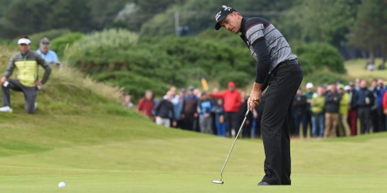 Stenson golfkoning op Royal Troon