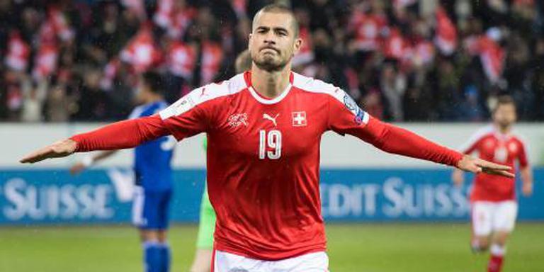 Zwitserland behoudt maximale score