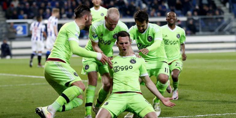 De Boer: Ajax heeft de beste papieren