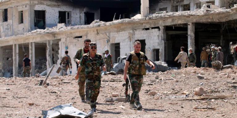 Leider islamitische militie gedood in Aleppo