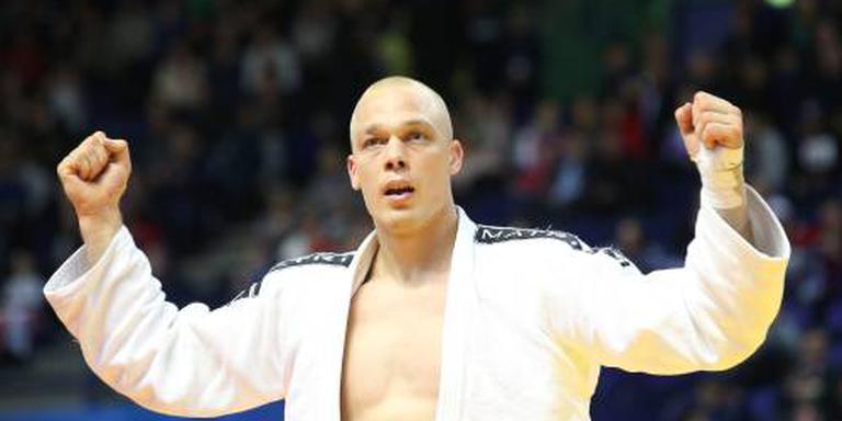 Judoka Grol: te vroeg om te stoppen