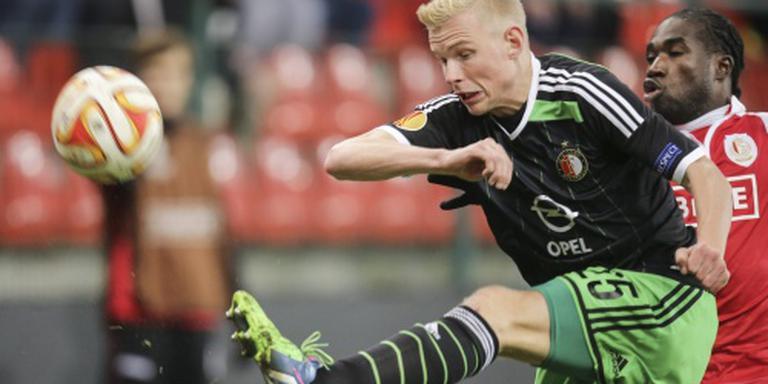 Nieuw contract Woudenberg bij Feyenoord