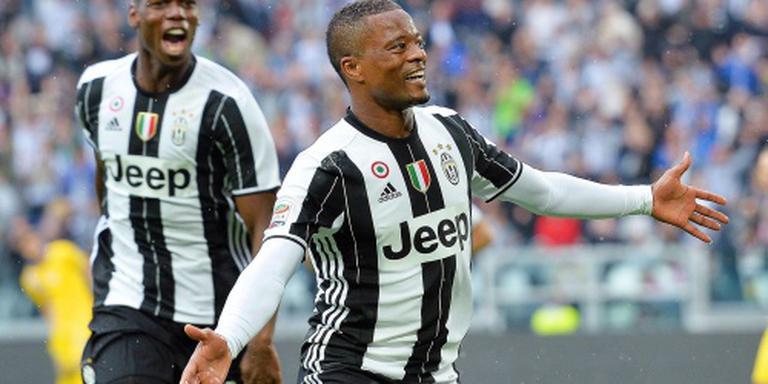 Juventus sluit af met doelpuntenfestijn
