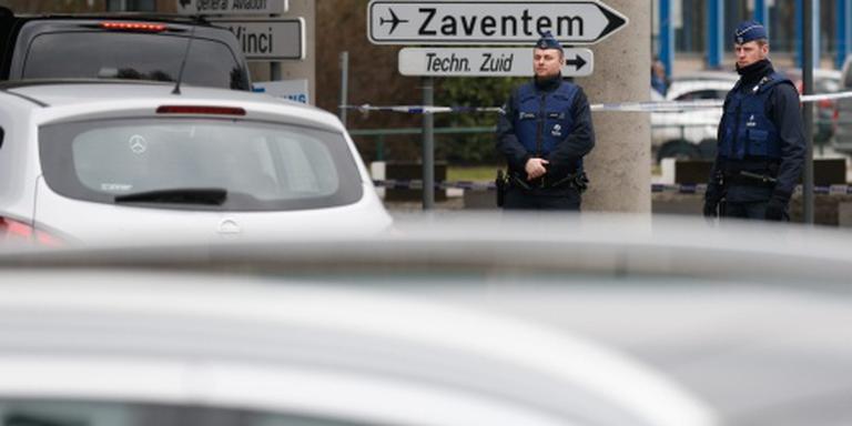 Vliegveld Brussel ook woensdag nog dicht
