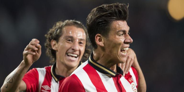 Guardado en Moreno zeggen af voor Mexico