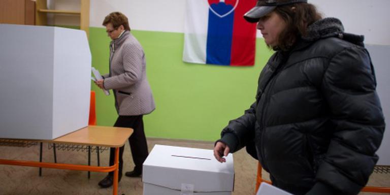 Slowaken kiezen nieuw parlement