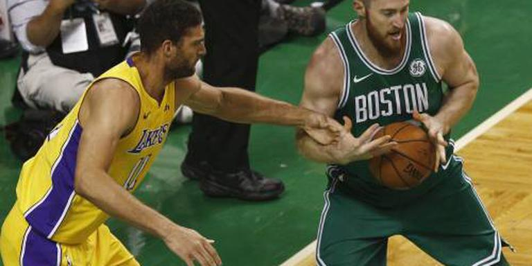 Celtics zetten zegereeks voort