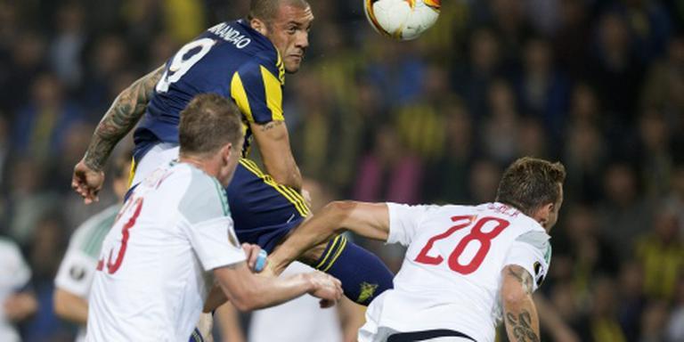 Speler Lokomotiv schokt Turks publiek