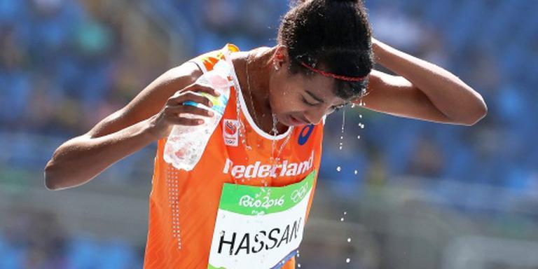 Hassan verder zonder coach Hoedt