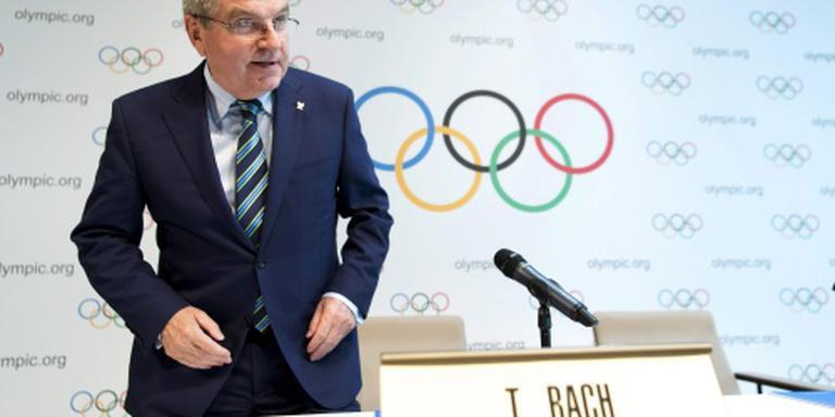 Sportkoepel NOC*NSF teleurgesteld in IOC
